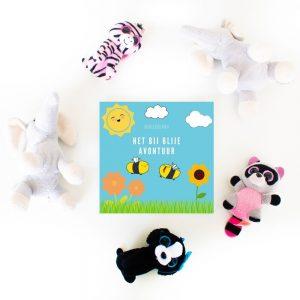 kinderboek omslag