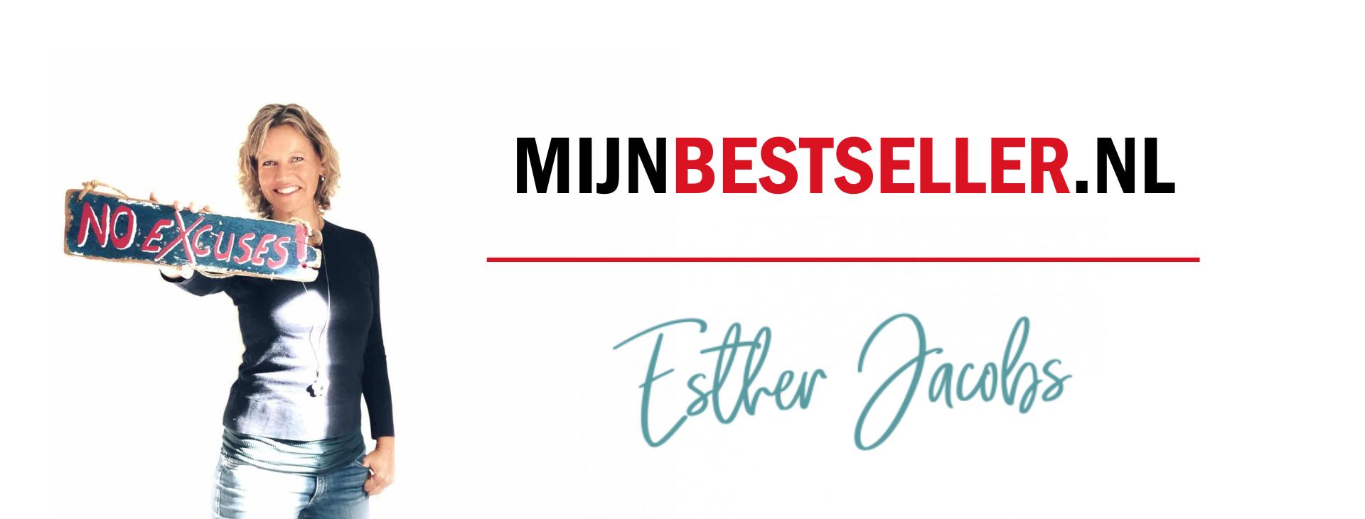 Esther Jacobs en Mijnbestseller.nl